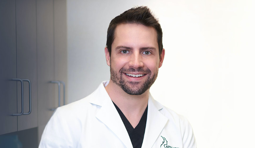 Dr. Keith Ladner