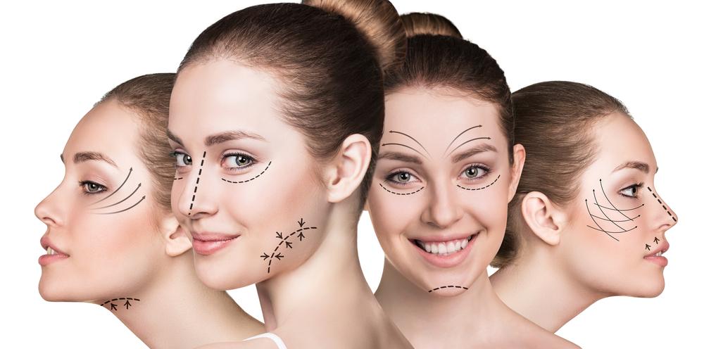 revision facial plastic surgery